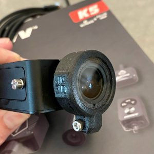 K5 Front Camera Install