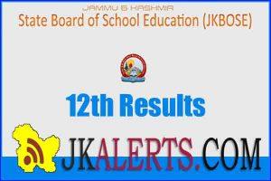 JKBOSE Revaluation Results
