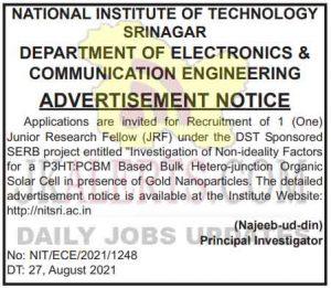 NIT-Srinagar-jobs