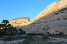 Camp Spot at Roberts Bottom