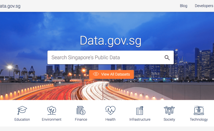 Digital Government Transformation Blueprint for a smart Nation- Here is the 14 KPI set by Singapore Govt