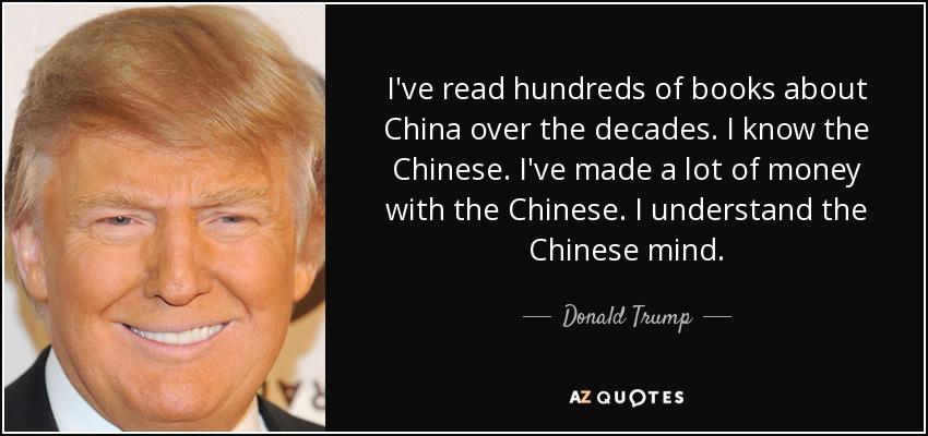 donald trump china quote