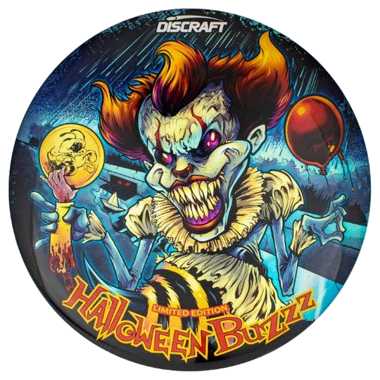 Discraft Buzzz 2019 Halloween Glo SuperColor