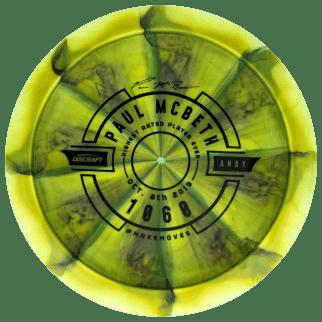 Discraft Paul McBeth LE 1060 Anax 3