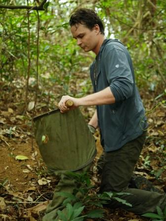 Mac Pierce, visiting researcher at Hong Kong U.