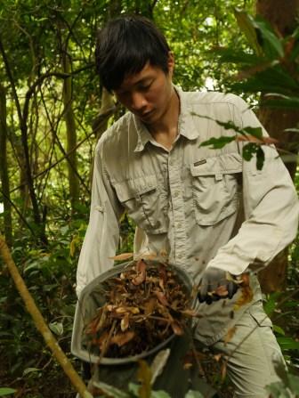 Roger Lee, Ph.D student at Hong Kong University