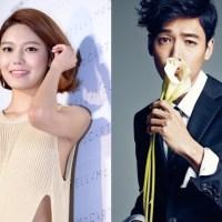 """Jung Kyung Ho apaixonadíssimo pela namorada Sooyoung do """"SNSD"""""""