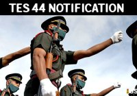 Indian Army TES 44 Online Form 2020