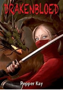 Drakenbloed Boek omslag