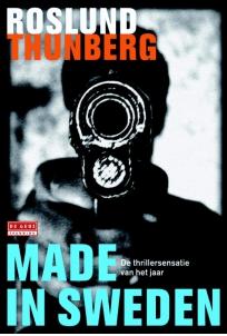 Made in Sweden Boek omslag