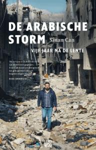 De Arabische storm Boek omslag