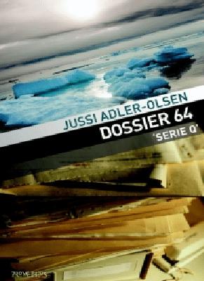 Dossier 64 Boek omslag