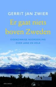 Er gaat niets boven Zweden Boek omslag