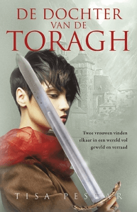 De dochter van de Toragh Boek omslag