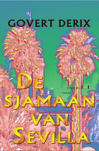 De sjamaan van Sevilla Boek omslag
