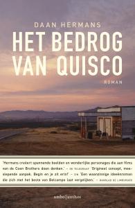 Het berog van Quisco Boek omslag