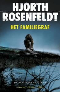 Het familiegraf Boek omslag