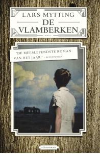De vlamberken Boek omslag