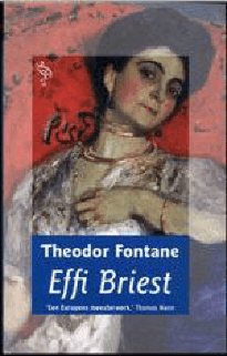 Effi Briest Boek omslag
