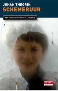 Schemeruur Boek omslag