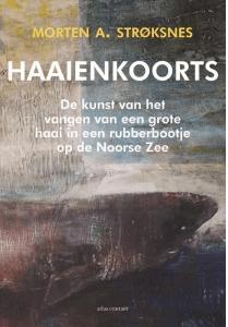 Haaienkoorts Boek omslag