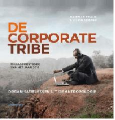 De corporate tribe Boek omslag