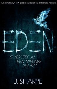 Eden Boek omslag