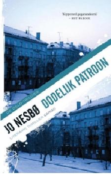 Dodelijk patroon Boek omslag