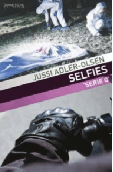 Selfies Boek omslag