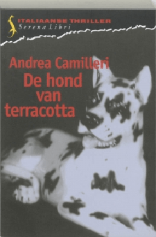 Book Cover: De hond van terracotta