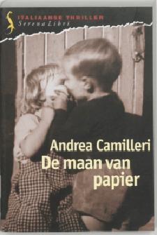 Book Cover: De maan van papier
