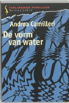 De vorm van water Boek omslag