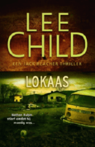 Lokaas door Lee Child