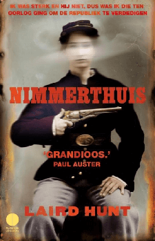 Nimmerthuis Boek omslag