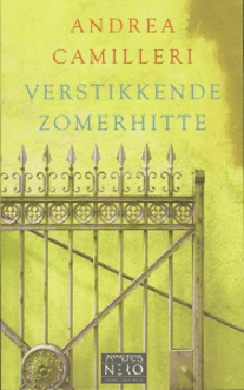 Book Cover: Verstikkende zomerhitte