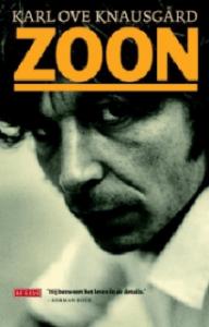 Cover van Zoon door Karl Ove Knausgard