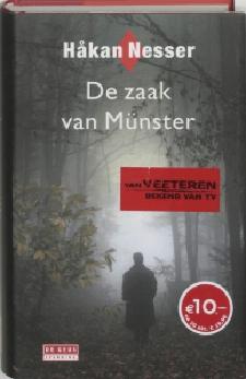 Book Cover: De zaak van Munster
