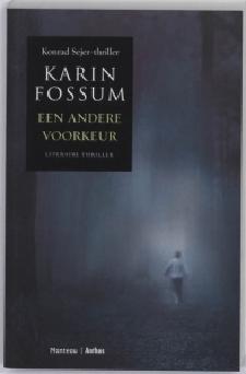 Book Cover: 8 Een andere voorkeur