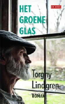 Het groene glas Boek omslag
