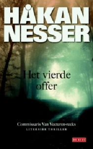 Book Cover: Het vierde offer