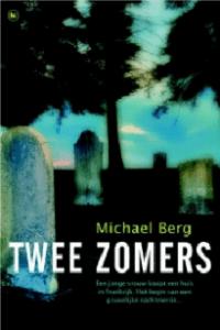 De cover van twee zomers door MIchael Berg