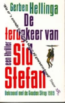 Boek Cover De terugkeer van Sid Stefan