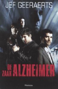 Book Cover: De zaak Alzheimer