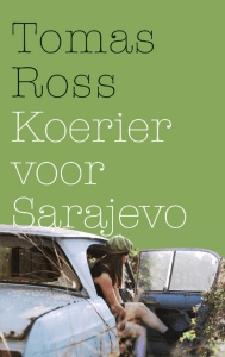Boek Cover Koerier voor Sarajevo