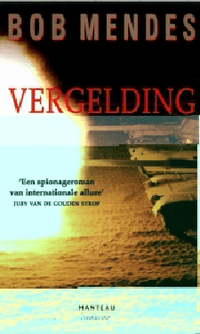 Book Cover: Vergelding
