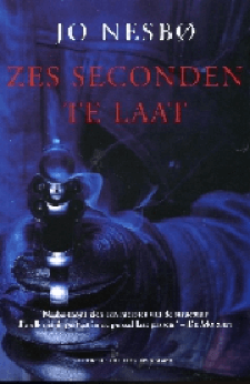 Book Cover: 4 Zes seconden te laat (Nemesis)