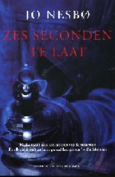 Boek Cover 4 Zes seconden te laat (Nemesis)