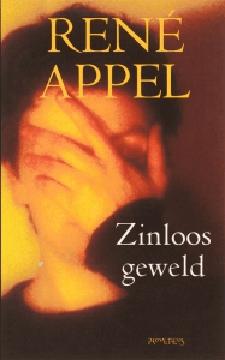 Boek Cover Zinloos geweld