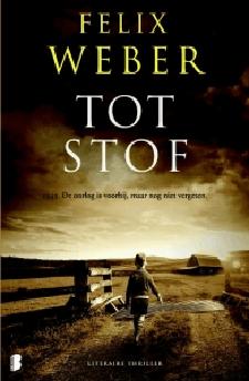 Boek Cover Tot stof