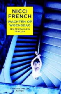 Boek Cover CNF 3 Wachten op woensdag